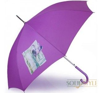 Зонт-трость женский полуавтомат AIRTON (АЭРТОН) Z1621-15