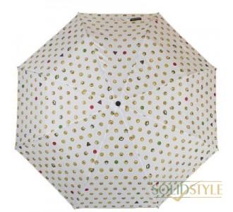 Зонт женский полуавтомат HAPPY RAIN (ХЕППИ РЭЙН) U42276-2