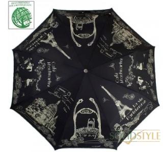 Зонт женский полуавтомат GUY de JEAN (Ги де ЖАН) FRH3405-19