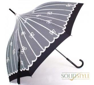 Зонт-трость женский механический CHANTAL THOMASS  (Шанталь Тома) FRHCT406H15