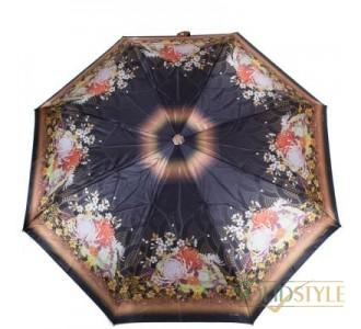 Зонт женский автомат ТРИ СЛОНА RE-E-137F-4