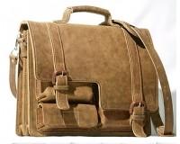 Кожаный портфель классический  ручной работы Neanderthal 0480841-03