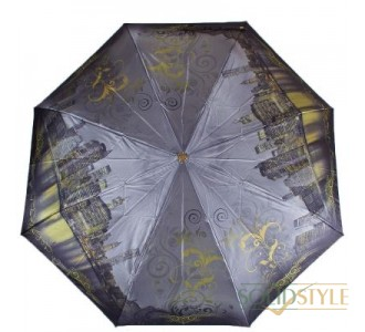 Зонт женский автомат ТРИ СЛОНА RE-E-145J-2