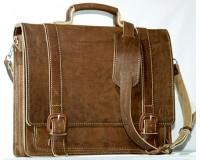 Кожаный портфель классический  ручной работы Neanderthal 0480843-10