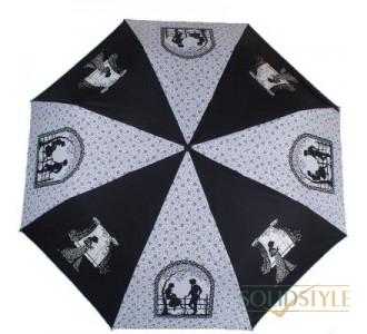 Зонт женский автомат ZEST (ЗЕСТ) Z23849-408