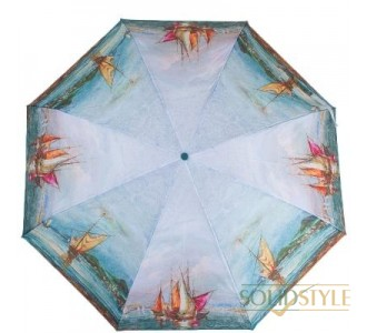 Зонт женский автомат ZEST (ЗЕСТ) Z23945-5011