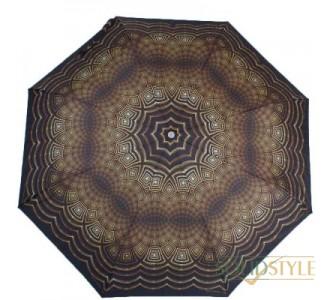 Зонт женский полуавтомат ZEST (ЗЕСТ) Z23625-4101