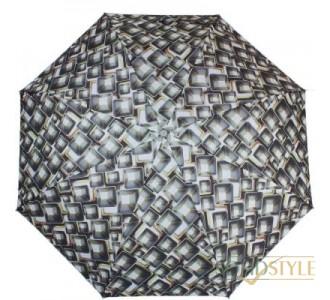 Зонт женский полуавтомат ZEST (ЗЕСТ) Z23625-4097