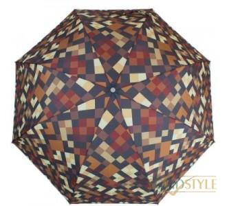 Зонт женский полуавтомат ZEST (ЗЕСТ) Z23625-4099