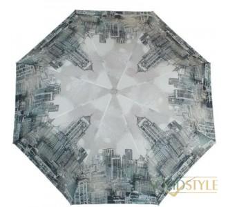 Зонт женский полуавтомат ZEST (ЗЕСТ) Z23625-4069
