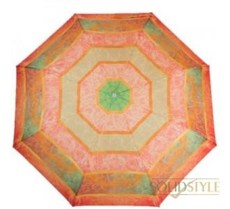 Зонт женский полуавтомат ZEST (ЗЕСТ) Z23625-4058