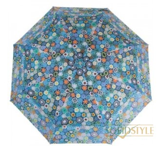 Зонт женский полуавтомат ZEST (ЗЕСТ) Z23625-4060