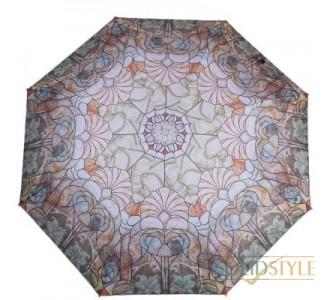 Зонт женский полуавтомат ZEST (ЗЕСТ) Z23625-4093