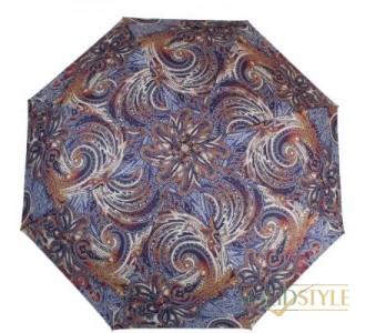 Зонт женский полуавтомат ZEST (ЗЕСТ) Z23625-4087