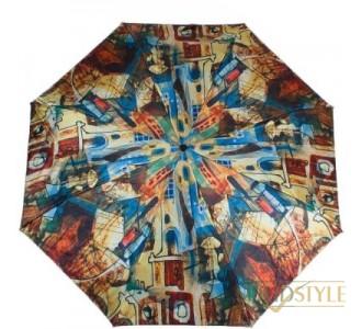 Зонт женский автомат ZEST (ЗЕСТ) Z23744-5068