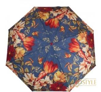 Зонт женский компактный автомат ZEST (ЗЕСТ) Z24755-4063A