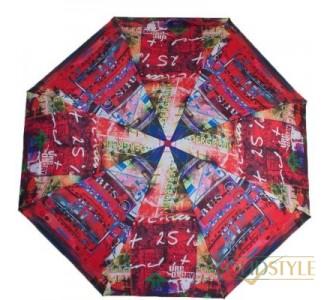 Зонт женский компактный автомат ZEST (ЗЕСТ) Z24755-2011