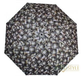 Зонт женский компактный автомат ZEST (ЗЕСТ) Z24755-4097