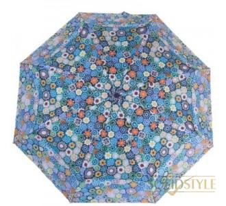 Зонт женский компактный автомат ZEST (ЗЕСТ) Z24755-4060