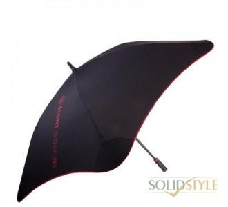 Противоштормовой зонт-трость мужской механический  с большим куполом BLUNT (БЛАНТ) Bl-golf1-red