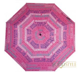 Зонт женский полуавтомат HAPPY RAIN (ХЕППИ РЭЙН) U42279-3