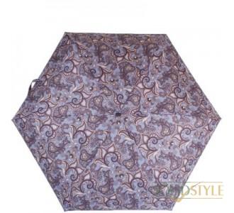 Зонт женский облегченный компактный механический  ZEST (ЗЕСТ) Z25518-3259