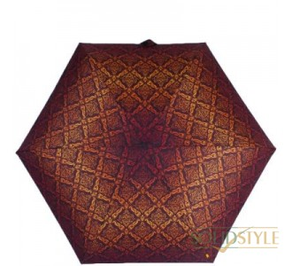 Зонт женский облегченный компактный механический  ZEST (ЗЕСТ) Z25518-3273