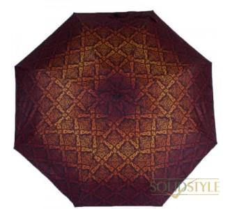 Зонт женский компактный автомат ZEST (ЗЕСТ) Z24759-3273