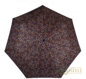Зонт женский полуавтомат DOPPLER (ДОППЛЕР),  коллекция DERBY (ДЭРБИ) DOP7202165PM-3