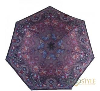 Зонт женский компактный облегченный автомат  ТРИ СЛОНА RE-E-070D-5
