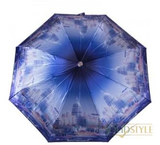 Зонт женский автомат ТРИ СЛОНА RE-E-131E-5