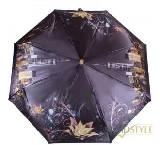 Зонт женский автомат ТРИ СЛОНА RE-E-145L-EL-5