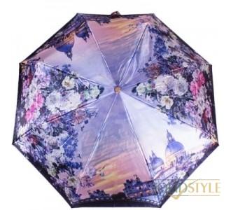 Зонт женский автомат ТРИ СЛОНА RE-E-145L-EL-6