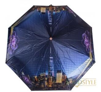 Зонт женский автомат ТРИ СЛОНА RE-E-145L-EL-8