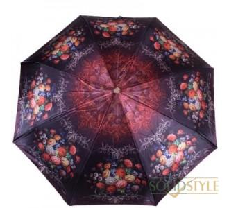 Зонт женский автомат ТРИ СЛОНА RE-E-139G-5