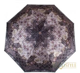 Зонт женский автомат ТРИ СЛОНА RE-E-113C-6