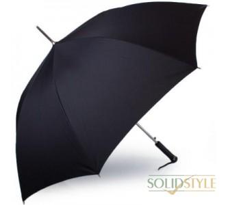 Зонт-трость мужской полуавтомат AIRTON (АЭРТОН) Z1610