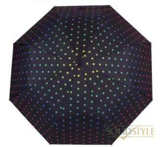 Зонт женский полуавтомат HAPPY RAIN (ХЕППИ РЭЙН) U42278-1