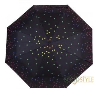 Зонт женский полуавтомат HAPPY RAIN (ХЕППИ РЭЙН) U42278-3