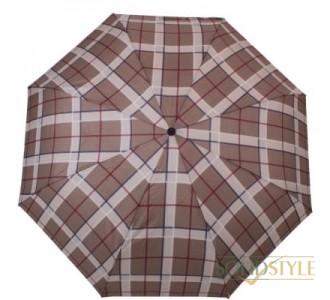 Зонт женский компактный механический HAPPY  RAIN (ХЕППИ РЭЙН) U42659-7