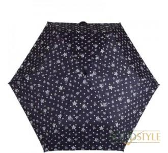 Зонт женский компактный облегченный автомат  FULTON (ФУЛТОН) FULL711-Spotty-Flower
