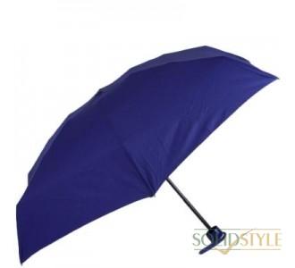 Зонт женский механический компактный облегченный  FULTON (ФУЛТОН) FULL793-Navy