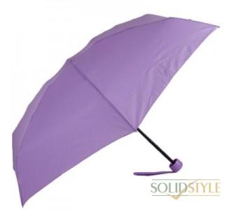 Зонт женский механический компактный облегченный  FULTON (ФУЛТОН) FULL793-Lilac