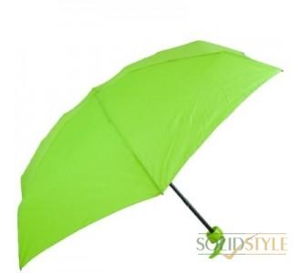 Зонт женский механический компактный облегченный  FULTON (ФУЛТОН) FULL793-Lime