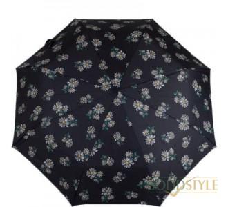 Зонт женский механический компактный облегченный  FULTON (ФУЛТОН) FULL354-Sophies-Daisy