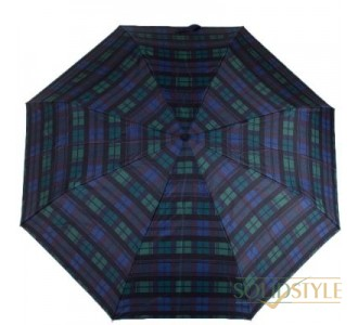 Зонт женский механический FULTON (ФУЛТОН) FULL450-Moody-Check
