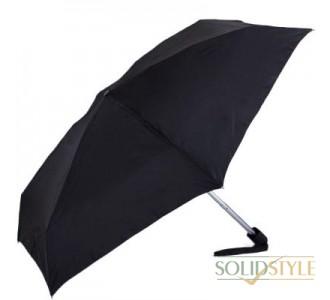 Зонт женский механический компактный облегченный  FULTON (ФУЛТОН) FULL500-Black