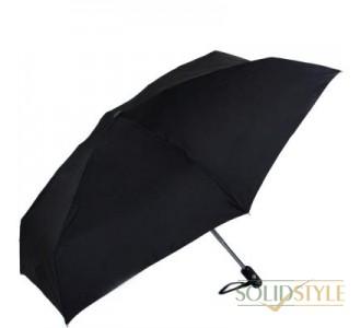 Зонт мужской компактный облегченный автомат  FULTON (ФУЛТОН) FULL369-Black