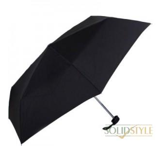 Зонт мужской механический компактный облегченный  FULTON (ФУЛТОН) FULL339-Black