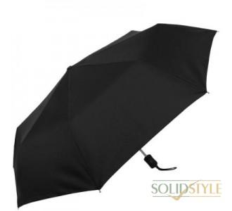 Зонт мужской компактный облегченный автомат  FULTON (ФУЛТОН) FULL345-Black